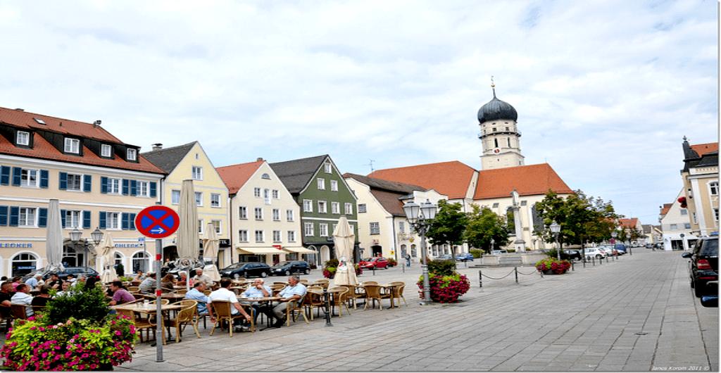 Romantische Strasse - Schongau