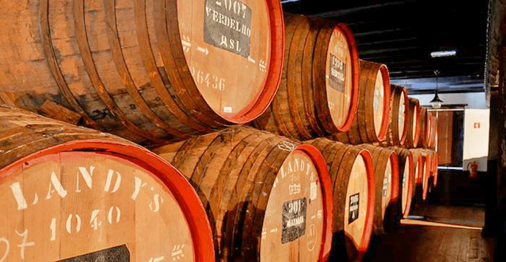 Sejur in Madeira - Cramele Brandy