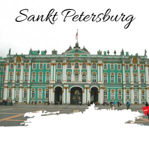 City Break Sankt Petersburg