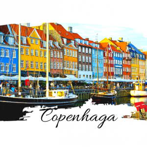 Obiective turistice Copenhaga – capitala fericirii