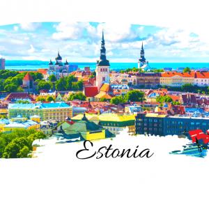 Obiective turistice Estonia