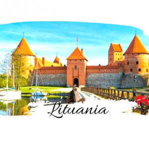 Top 10 obiective turistice Lituania