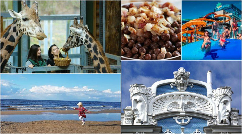 Obiective turistice Letonia - Riga