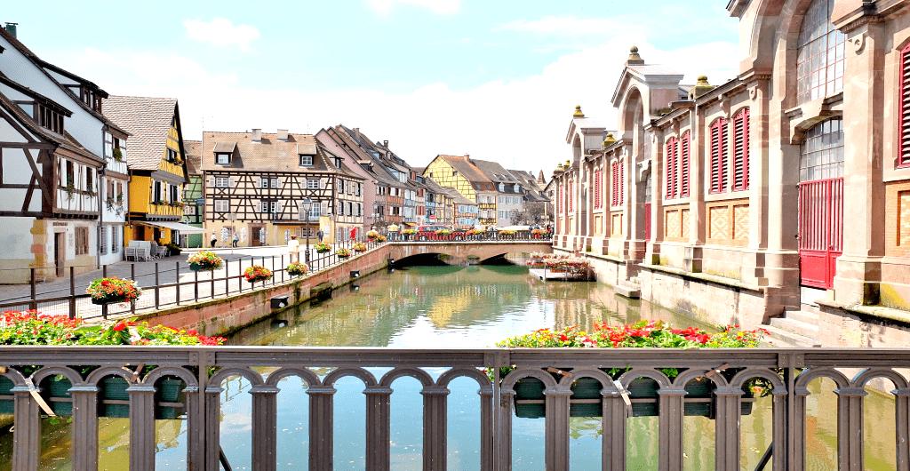 Cartierul Tanners - Colmar, Alsacia