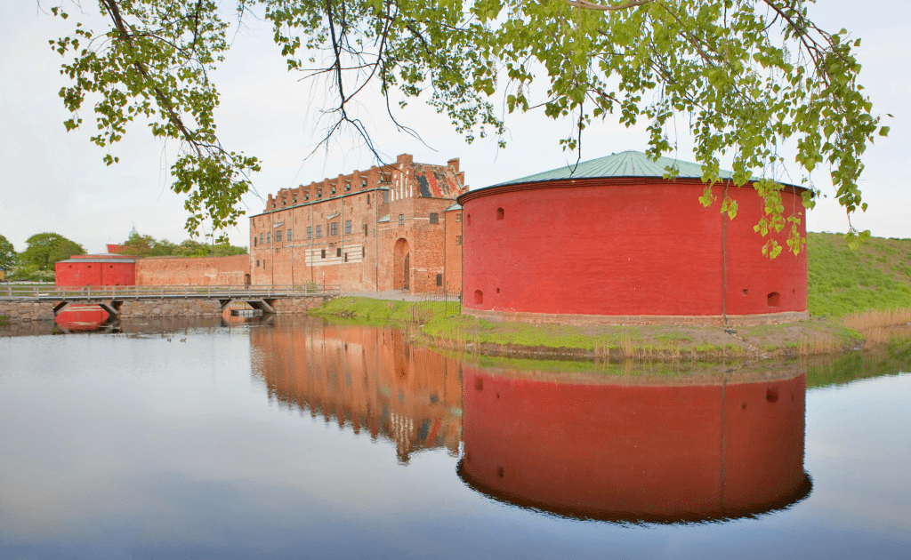 Obiective turistice Malmo - Castelul Malmohus