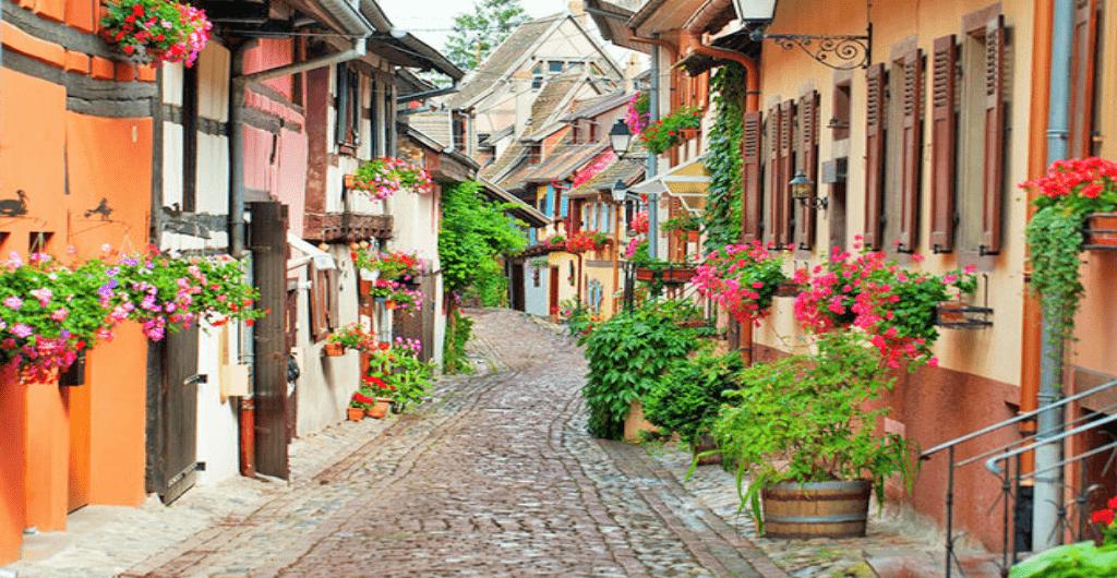 Centrul Vechi - Colmar, Alsacia