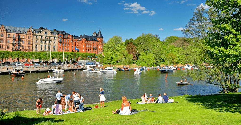 Obiective turistice Stockholm - Djurgarden