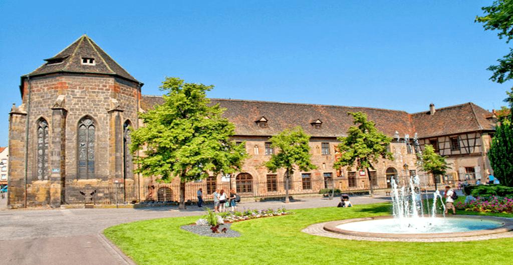 Muzeul Unterlinden - Colmar, Alsacia