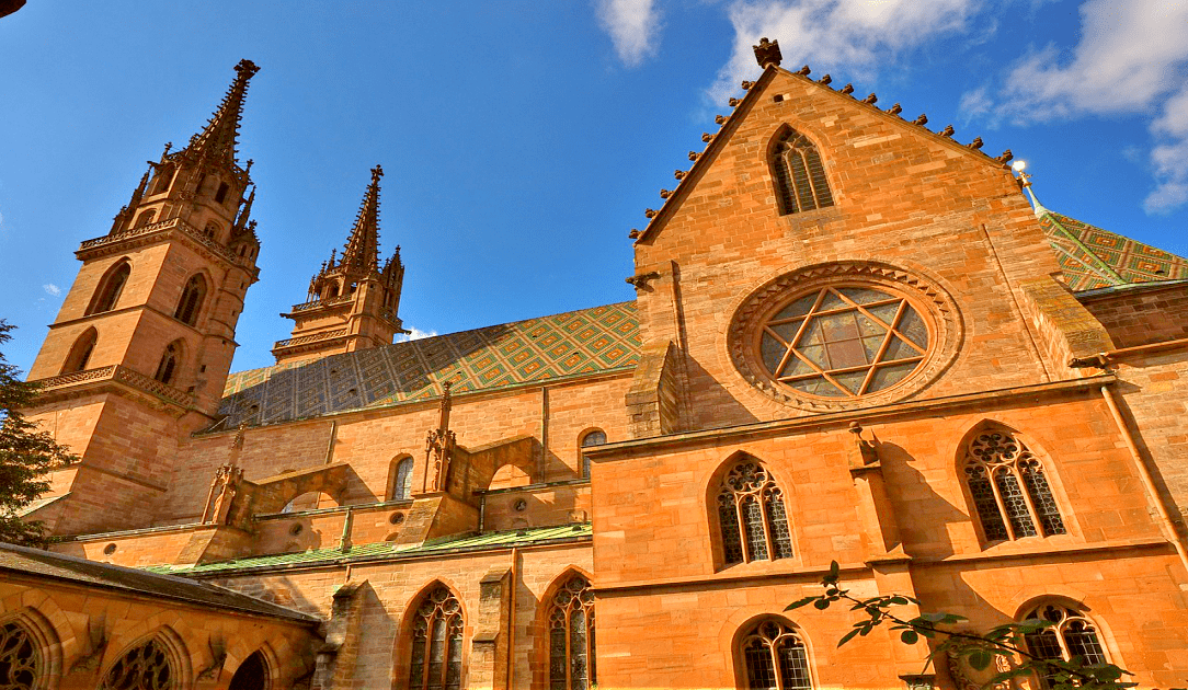 Obiective turistice Basel - Catedrala Munster