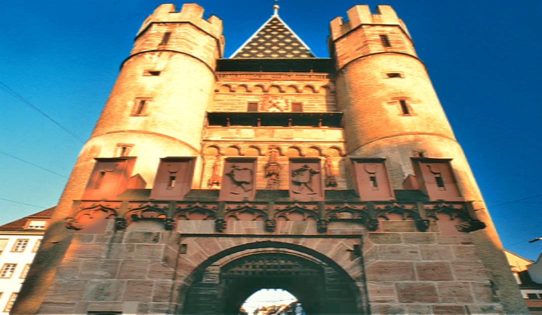 Obiective turistice Basel - Spalentor