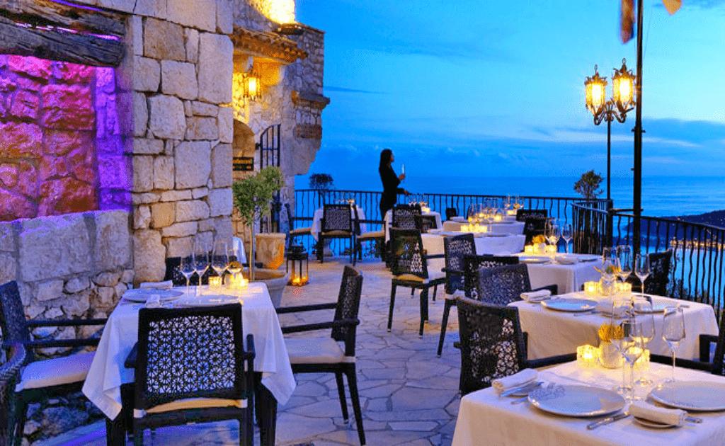 Obiective turistice Coasta de Azur - Eze