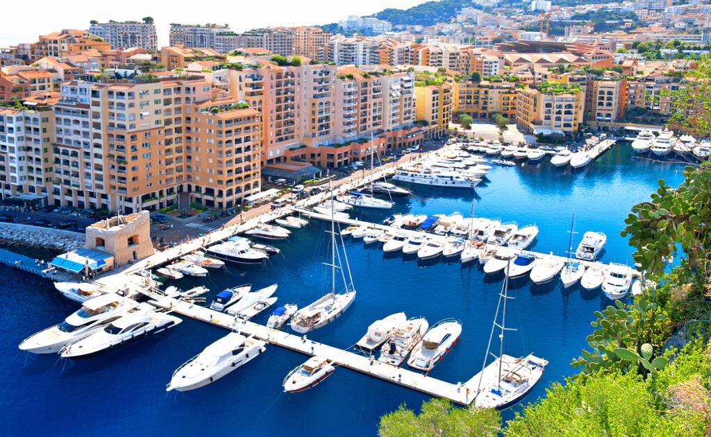 Obiective turistice Coasta de Azur - Monaco