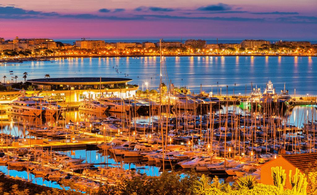 Obiective turistice Coasta de Azur - Nice
