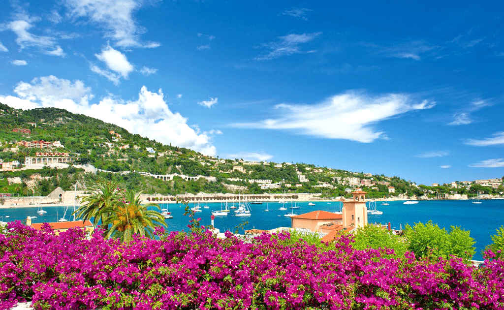 Obiective turistice Coasta de Azur - Saint Tropez