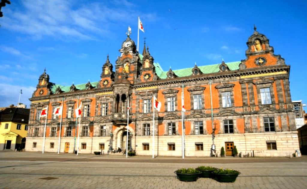 Obiective turistice Malmo - Primaria