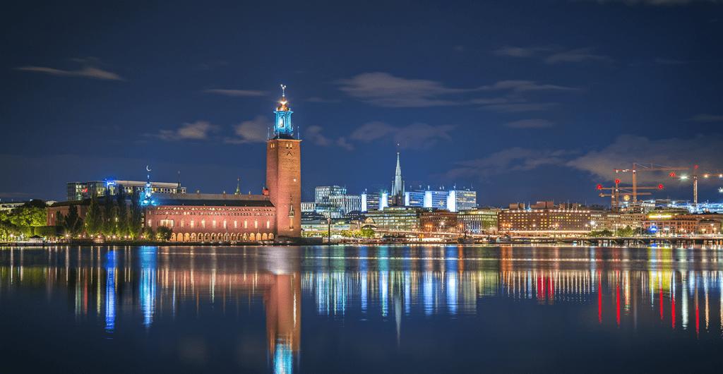 Obiective si atractii turistice Stockholm - Stadshuset