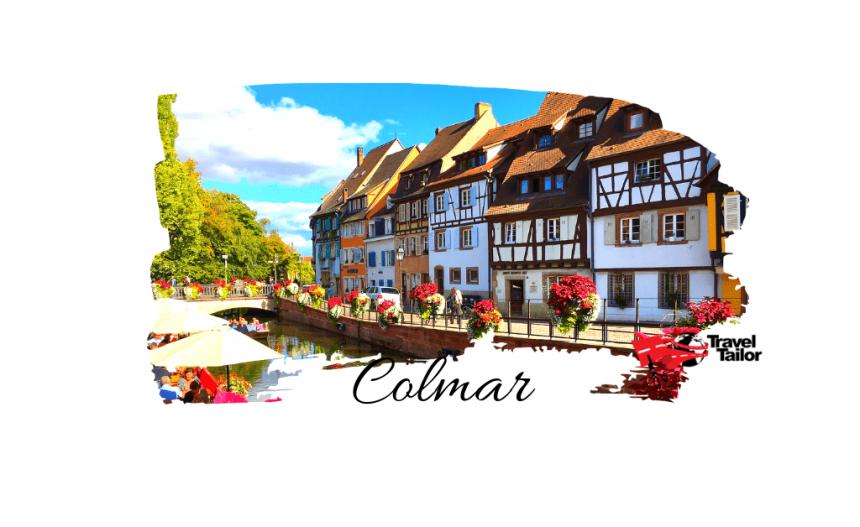 """7 motive pentru a vizita Colmar, """"Mica Venetie din Alsacia"""""""