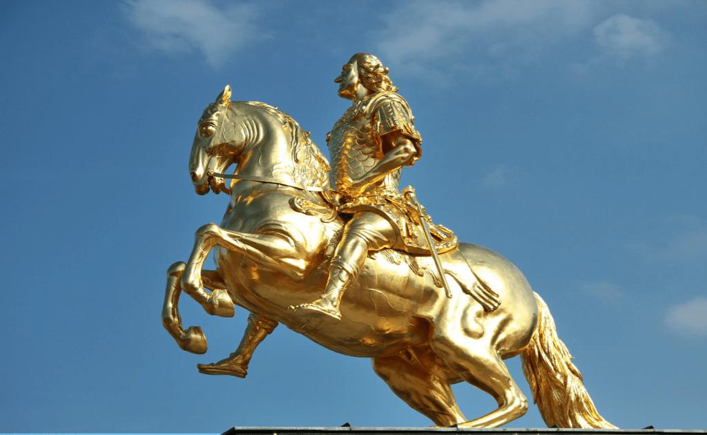 Obiective turistice Dresda - Calaretul de Aur