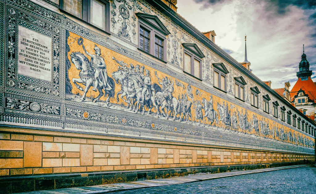 Obiective turistice Dresda - Fürstenzug