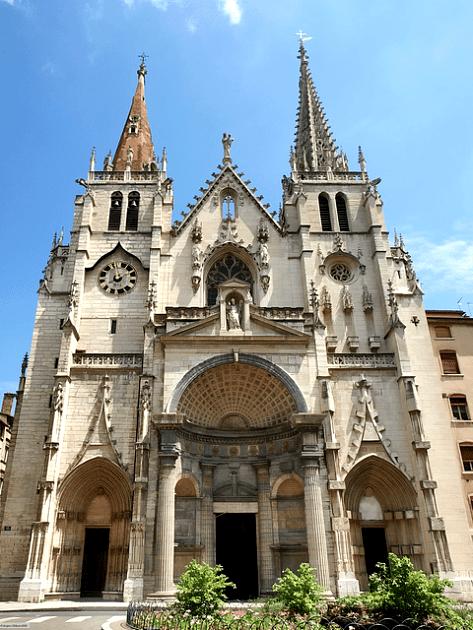 Obiective turistice Lyon - Biserica St Nizier