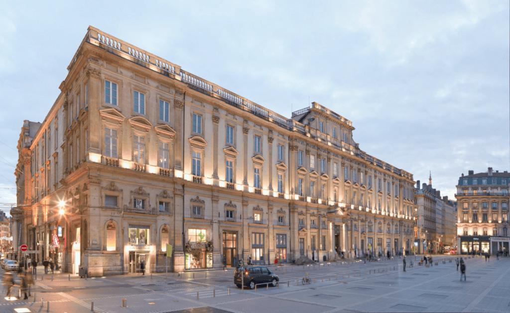 Obiective turistice Lyon - Musee des Beaux Arts