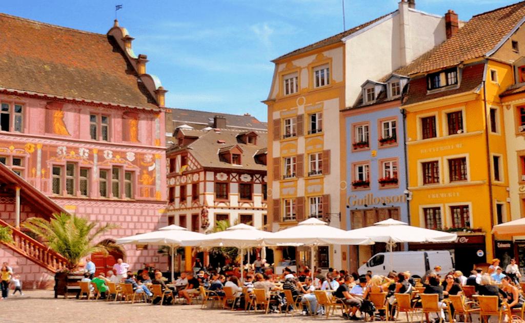 Colmar, orașul de pe drumul vinului – Fereastra deschisă