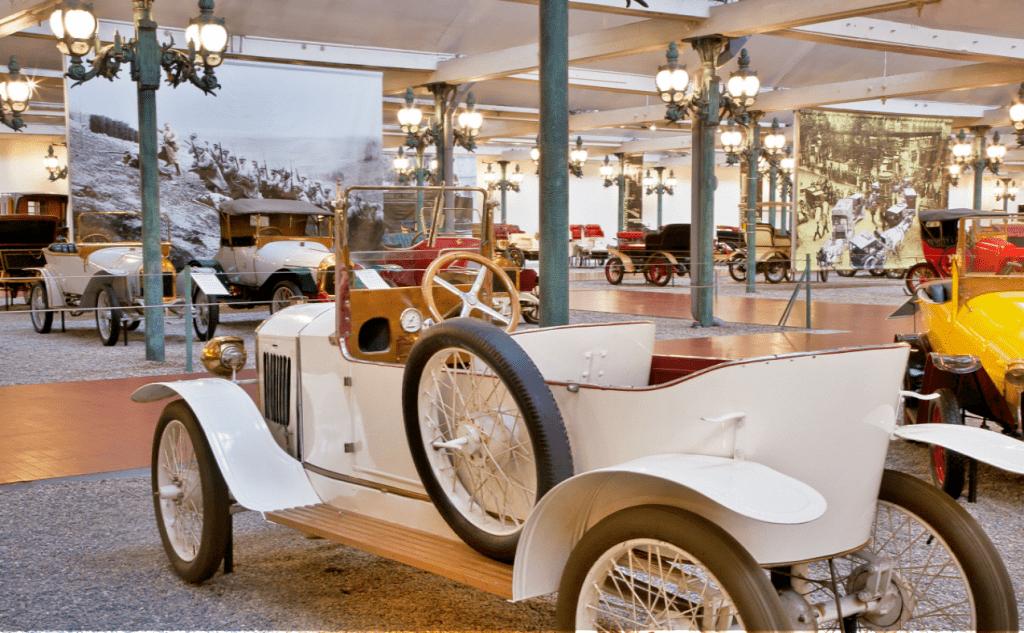 Obiective turistice Mulhouse - Cite de l'Automobile