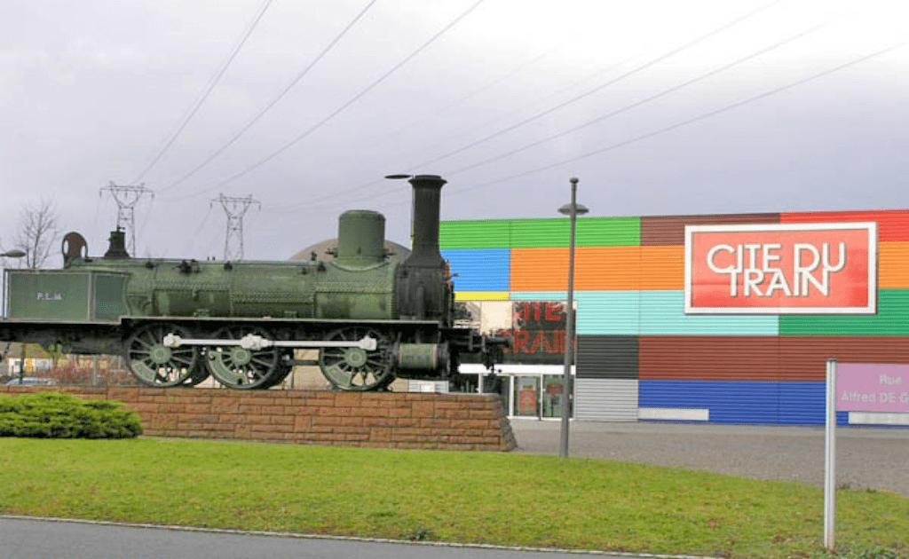 Obiective turistice Mulhouse - Cite du Train