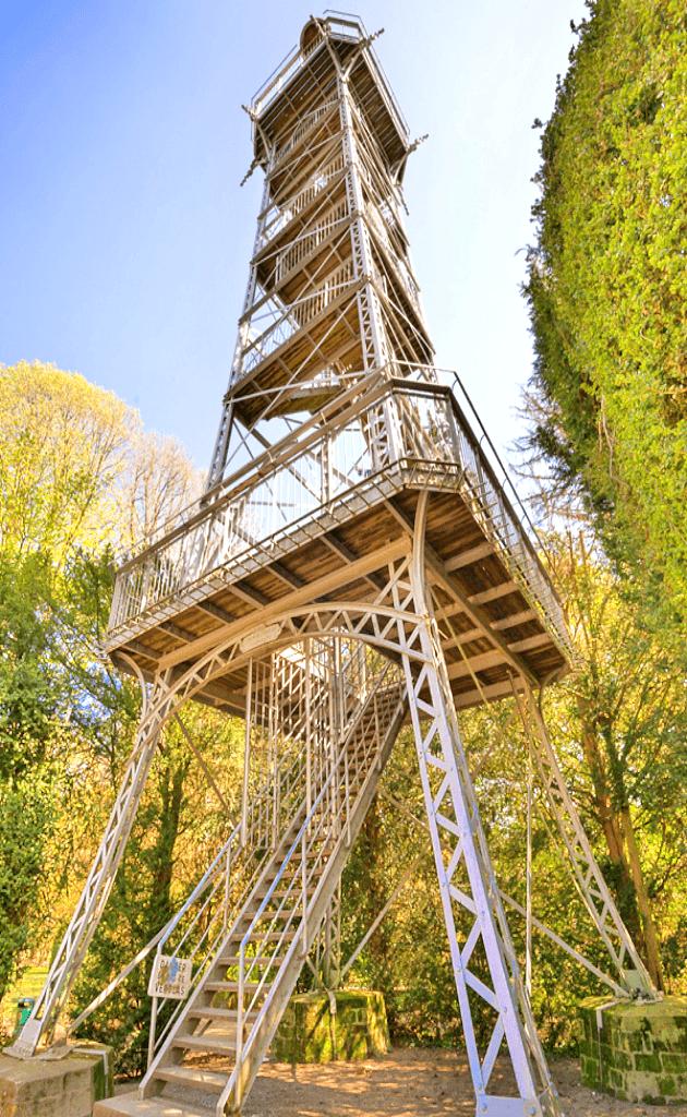 Obiective turistice Mulhouse - Tour du Belvédère