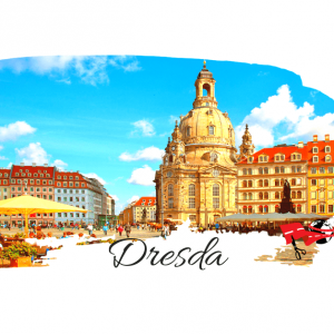 10+1 obiective turistice Dresda – Germania