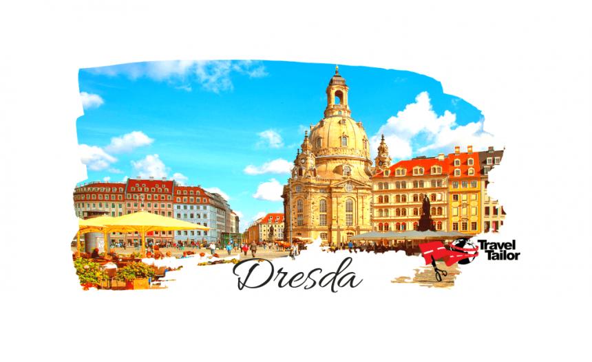 10+1 obiective turistice Dresda – Germania