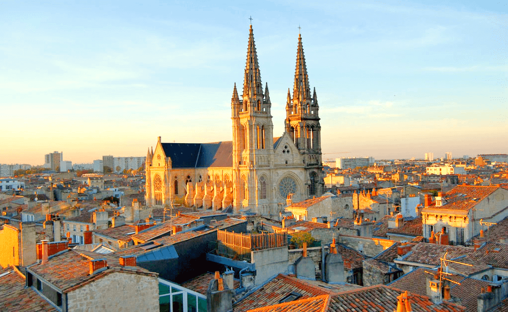 Obiective turistice Bordeaux - Cathedrale Saint Andre