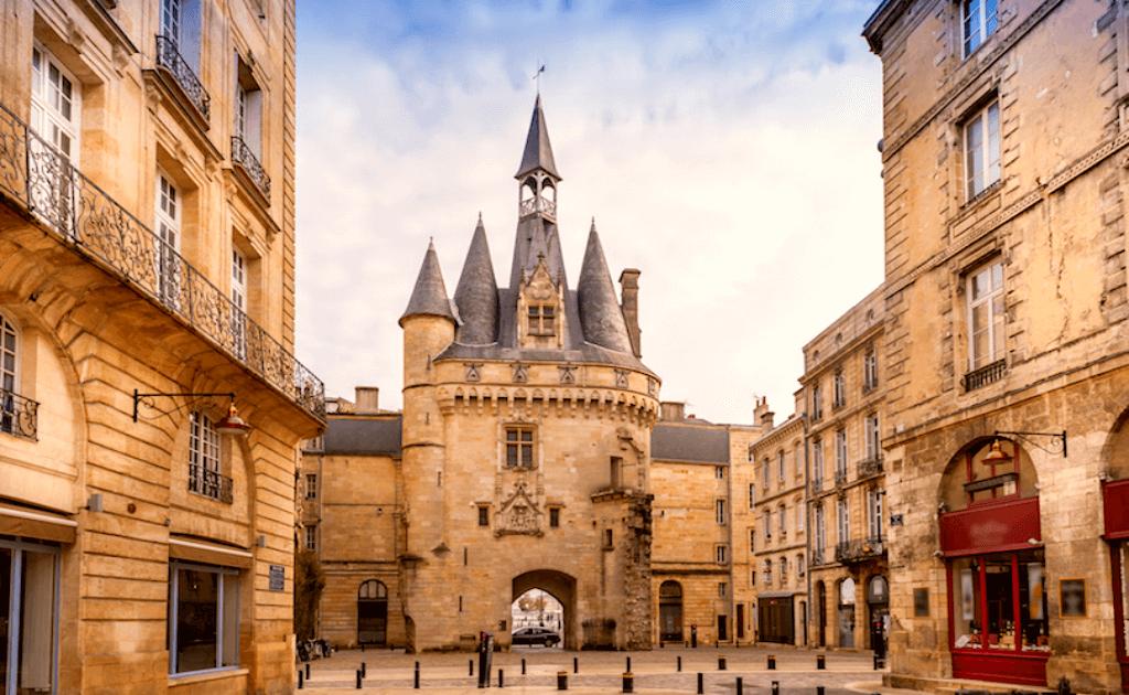 Obiective turistice Bordeaux - Porte Cailhau