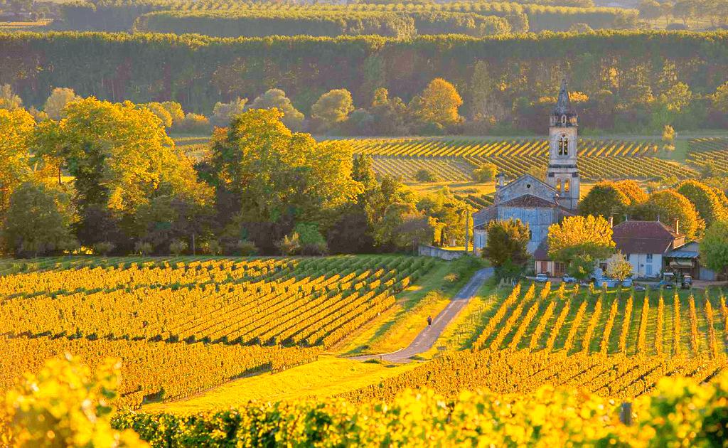 Obiective turistice Bordeaux - Saint Emilion