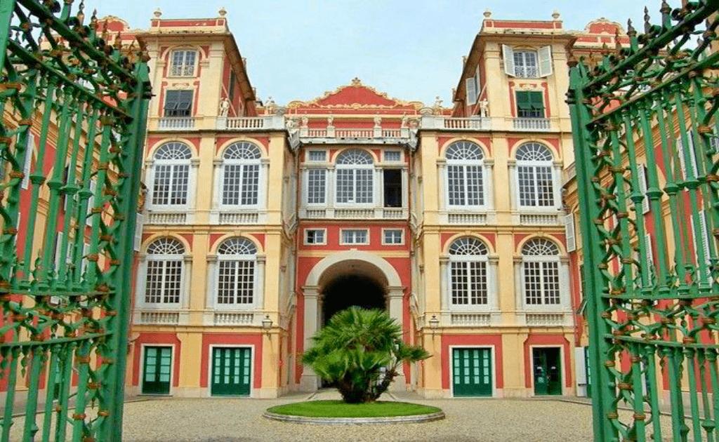 Obiective turistice Genova - Palazzo Reale