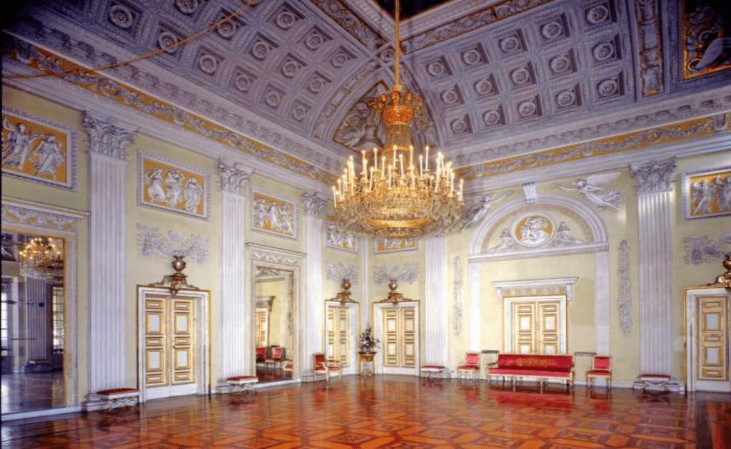 Obiective turistice Genova - Palazzo Reale.