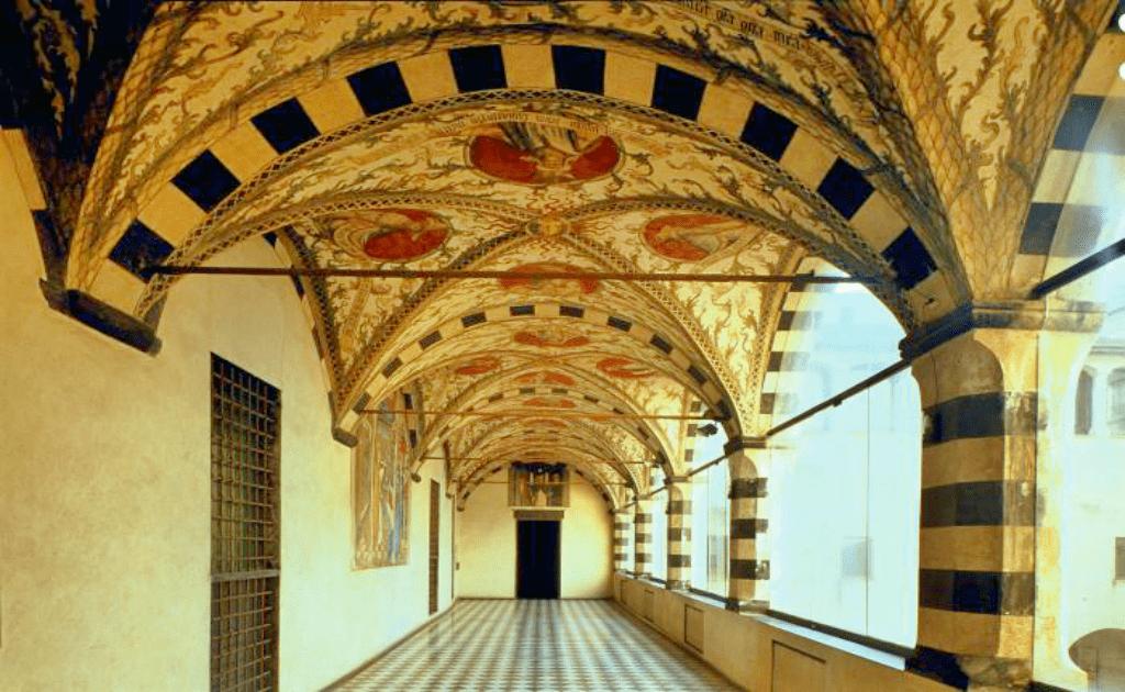 Obiective turistice Genova - Santa Maria di Castello