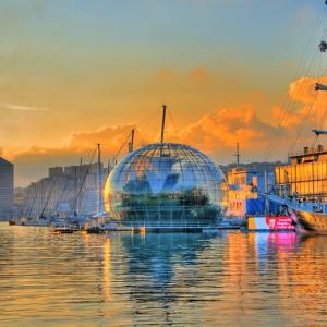 Top 9 obiective turistice Genova, Italia