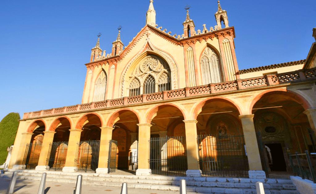 Obiective turistice Nisa - Monastère Notre-Dame-de-Cimiez