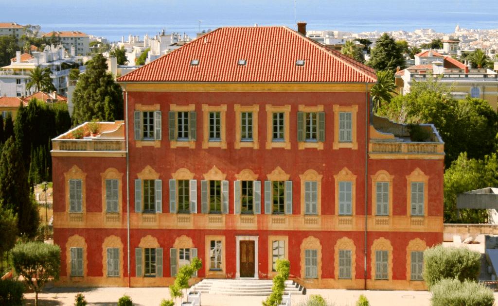 Obiective turistice Nisa - Musee Matisse