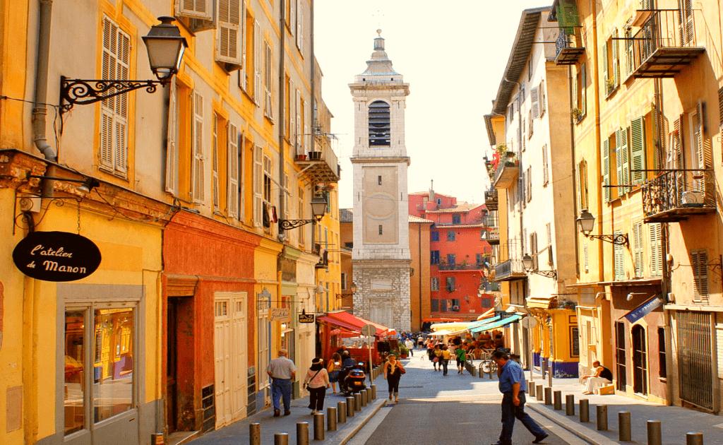 Obiective turistice Nisa - Vieille Ville