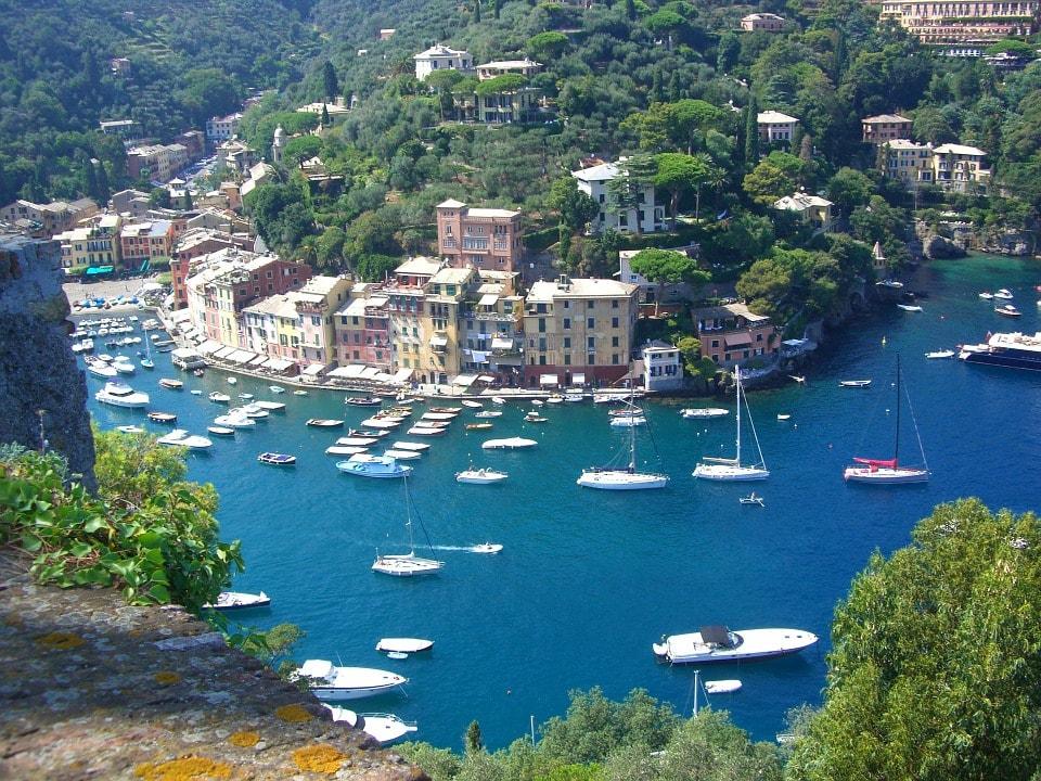 Obiective turistice Genova - Porto Fino