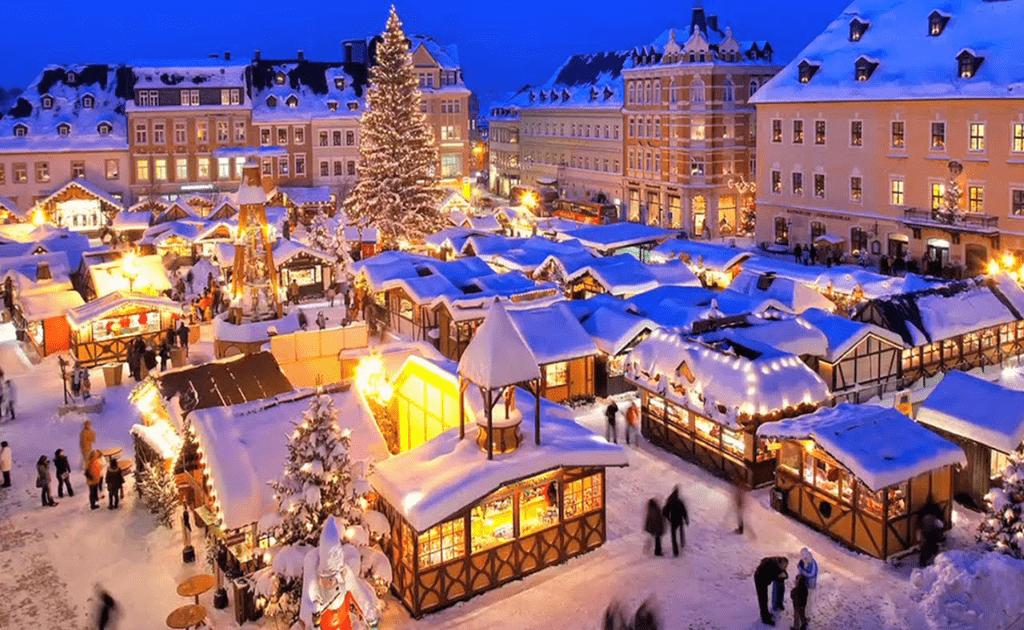 Vacanta 1 decembrie in Colmar