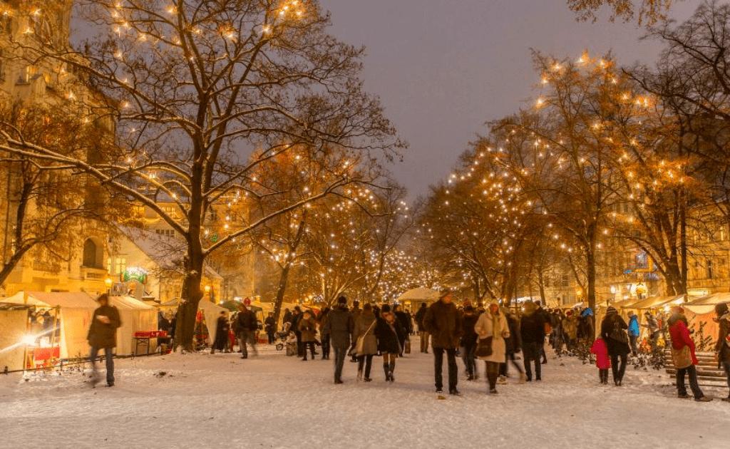 Vacanta de 1 decembrie la Berlin