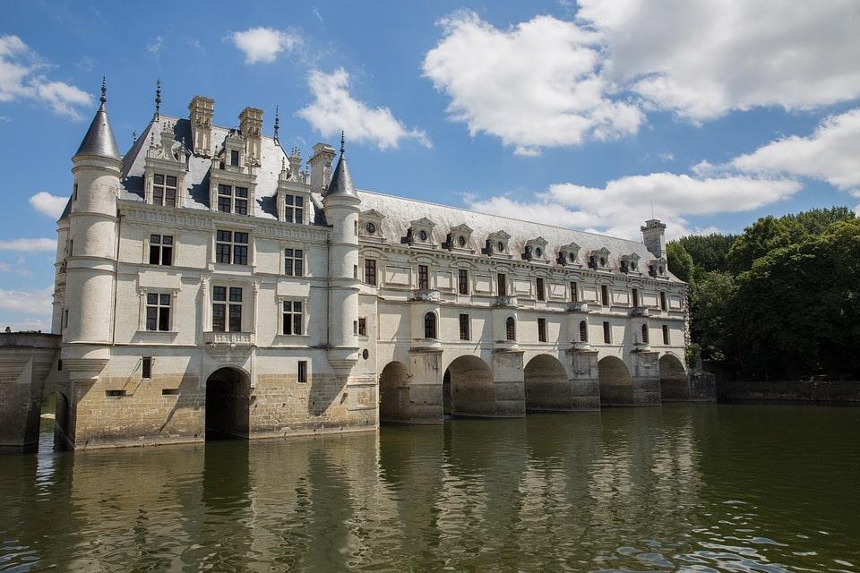 castele de pe Valea Loarei-Chenonceau-min