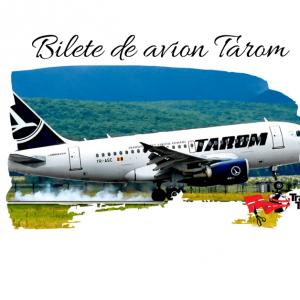 Oferta toamnei Tarom – bilete avion de la 39 euro/ dus-intors