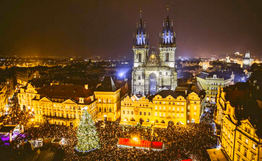Vacanta de 1 decembrie la Praga