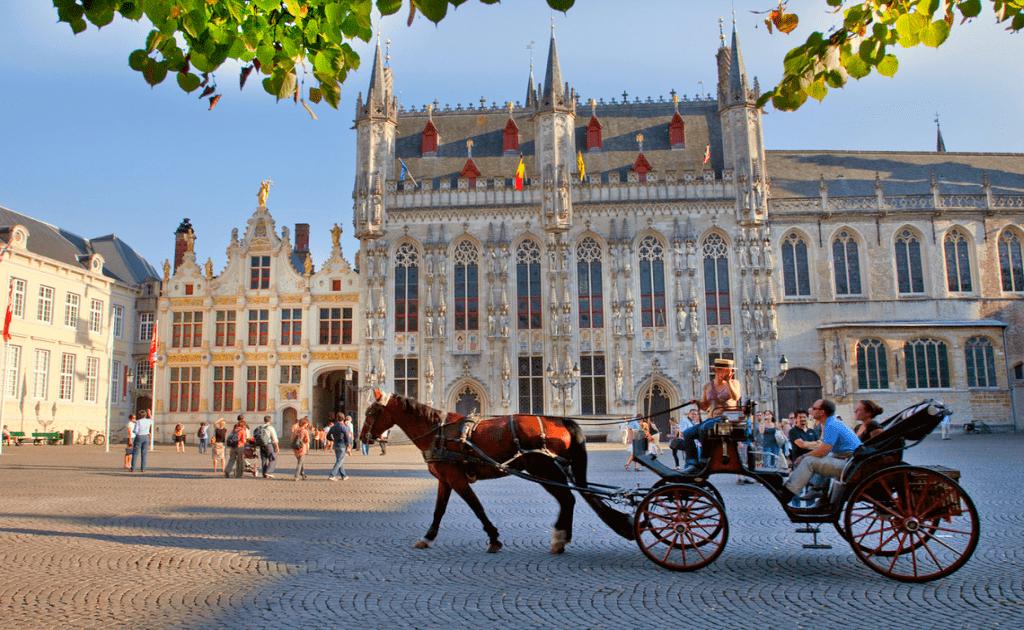 Obiective turistice BRUGES - Stadhuis