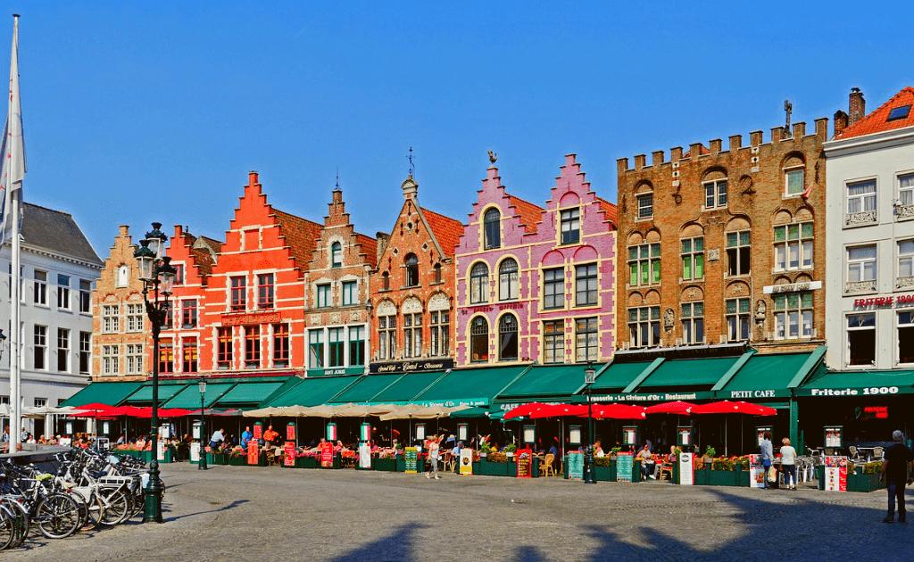 Obiective turistice Bruges - Grote Markt