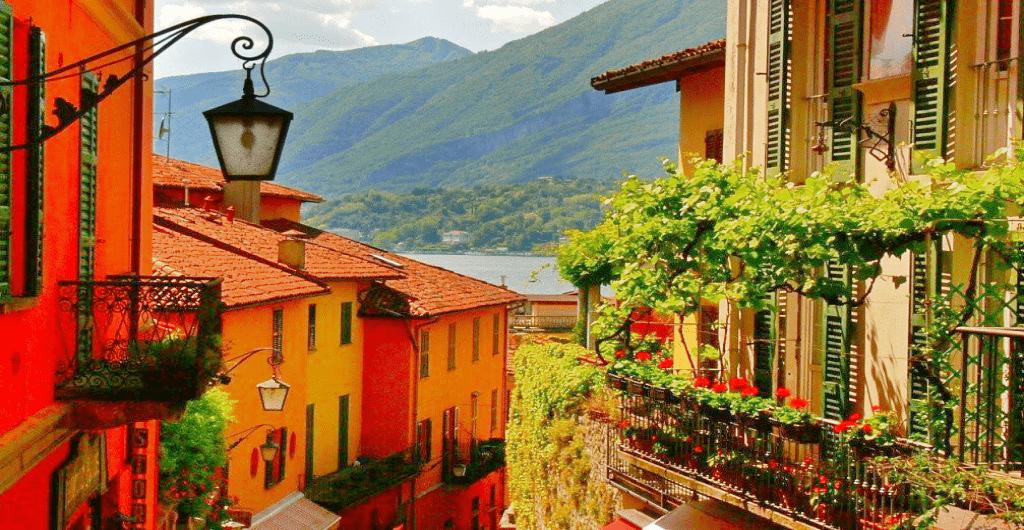 Obiective turistice Como - Bellagio
